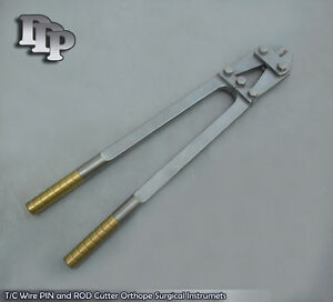 T c Wire Pin And Rod Cutter 18 Orthopedic Surgical Instrumets