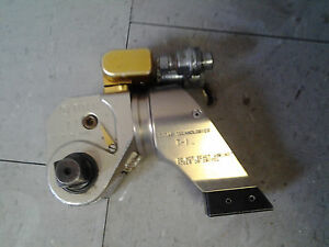 Used Titan T1 3 4 Drive Hydraulic Torque Wrench