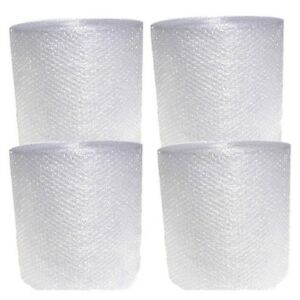 New Bubble 3 16 Small Bubble Cushion Wrap Rolls Supplies 300 400 Ft Free Ship