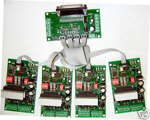 4 axis tb6560 Cnc Driver Board 4 Stepper Motor Router