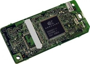 Panasonic Kx tda0196 Remote Card