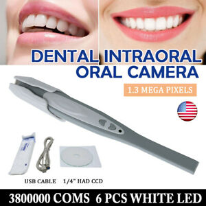 Dental Camera Intraoral Focus Digital Usb Imaging Intra Oral Clear Quality