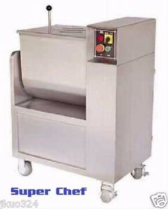 New Heavy Duty Meat Food Processor Mixer 100lb