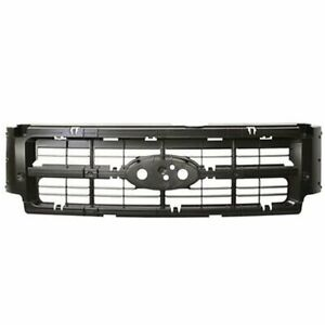Fits 2008 2012 Ford Escape Front Bumper Grille Mounting Panel New