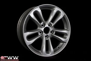 Honda Civic Si 17 2006 2007 2008 06 07 08 Silver Factory Oem Rim Wheel