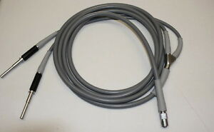 Storz 495bdl Bifurcated Cable Light Source 3 5mm X 10 New