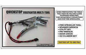 Firefighter Multi tool