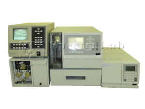 Waters 600e With Waters 2487 Waters 717 Plus Autosampler In line Degasser