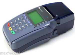 Used Verifone 3750 Credit Card Terminal Power Supply W warranty