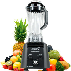 New 3 5hp High Performance Pro Commercial Fruit Smoothie Blender Juice Mixer W