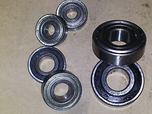 Delta 14 Bandsaw Older Upper Lower Wheel Bearings guides