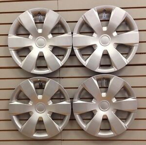 2007 2011 Toyota Camry Hubcap Wheelcover New Set Of 4 Hub Covers Am