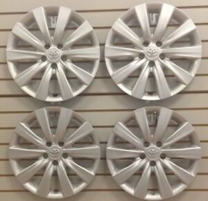 16 Hubcap Wheel Cover Set For Toyota Corolla Matrix Factory Originals