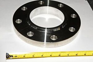Stainless Steel 4 9 Pipe Slip on Flange Ss 316l