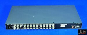 1836 Extron Wideband Distribution Amplifier Da4 Rgbhv