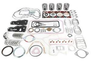 Engine Overhaul Rebuild Kit For Case Cummins 4b3 9 1840 450c 480e 550 580e 580k