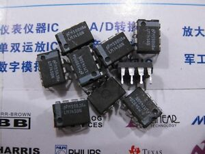 10x Lm1458n Dual Operational Amplifier