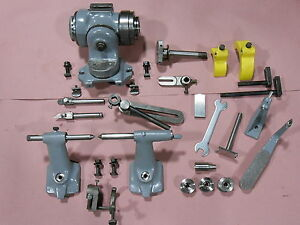 Cincinnati 2 Cutter Tool Grinder Hd Workhead With Standard Equipment Package