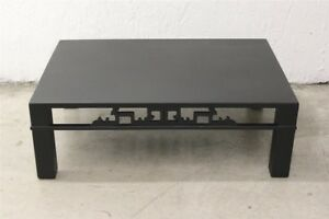 Baker Chinoiserie Chinese Chippendale Cocktail Coffee Table No 19 Asian Regency
