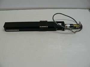 Thk Kr26 Linear Guide Actuator With Faulhaber 2842s012c Motor