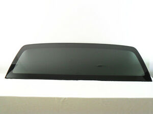 For 04 14 Ford F150 All Model Back Glass Rear Window Stationary U s