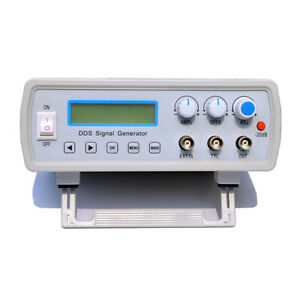 2mhz Dds Function Signal Generator Sine square Wave Sweep Frequency Meter