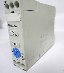 Finder 8782 0240 Timing Relay