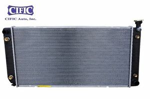 Fit 88 99 Chevrolet Gmc C k Yukon Tahoe Escalade 5 0 5 7 7 4l Radiator 1520