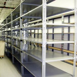 Industrial Shelving 18 X 36 W 5 Shelves Industrial Grade Shelving