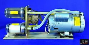 2206 Emerson Vacuum Pump W Filter Regulator Ra55jxda 196 402718903