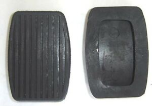 Buick Olds Pontiac New Clutch And Brake Pedal Pads 1936 To 1954 Parts List