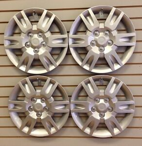 New 16 Hubcap Wheelcover Set Of 4 That Fit 2005 2006 Nissan Altima