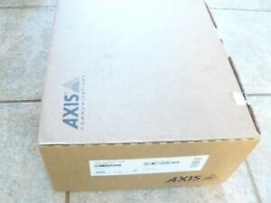New Axis P3343 ve 12mm Fixed Dome Network Camara