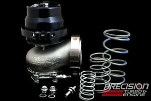 Precision Turbo Wastegate 66mm Black Pw66 Pt Pbo085 3000