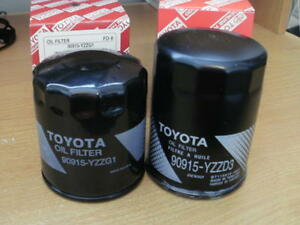 New Oil Filter Toyota Oem Brand 90915 Yzzd3 Case Of 10