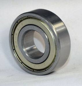 6315 zz C3 Premium Shielded Ball Bearing 75x160x37mm