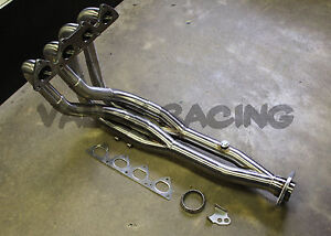 Plm Tri Y Standard Tube B Series Header For Honda Acura B16 B18