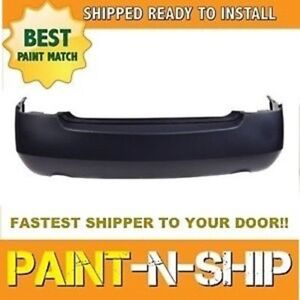 Fits New 2002 2003 2004 2005 2006 Nissan Altima 3 5l Rear Bumper Painted