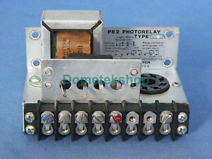 Micro Switch Pe2 Photorelay Type 2