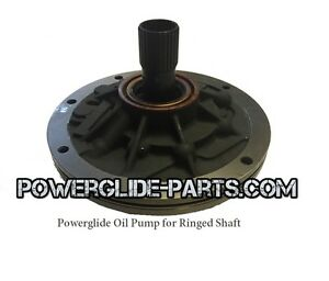 Tsi Powerglide Racing Front Pump With New Gears Support New