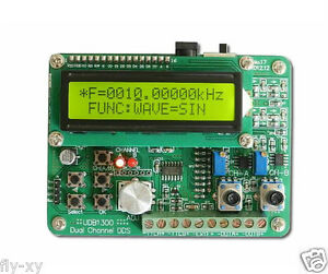 Udb1308s Dual Dds Source Ttl Signal Generator 60mhz Sweep Frequency Counter