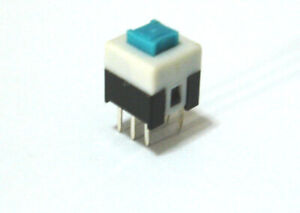 20 X Micro Non momentary Miniature Key Tiny 7 X 7mm Push button On off Switch