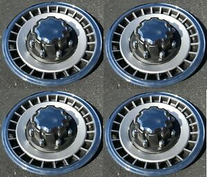 1984 1997 Ford Truck F250 F350 Van E250 E350 Wheelcover 16 Hubcap Set New