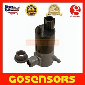 Windshield Washer Pump For Jeep Grand Cherokee Rear Only