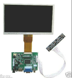 8 8 Inch Tft Lcd Display Monitor Hdmi vga 2av Driver Board For Raspberry Pi