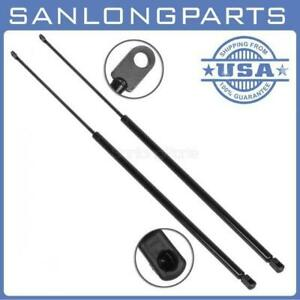2pcs Gas Charged Hatchback Lift Support Struts 8194760 For 94 2001 Integra Ls Rs