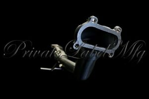 Private Label Mfg Plm Power Driven Header Downpipe 2012 Honda Civic Si Fa Fb