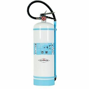 Amerex 2 1 2 Gal Non magnetic Water Mist Extinguisher W Wall Hook 272nmax