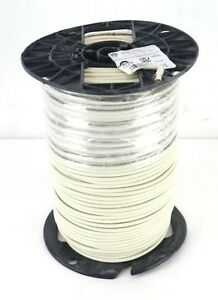 Southwire 10 Gauge X 500 Thhn Thwn Stranded Copper Machine Tool Wire White 1o