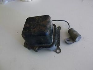 Voltage Regulator 1119515 1e Chevelle Corvette Gto 68 Gm